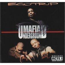 Mafia Underground Egotrip - Sulee B. Wax / Delabel Records CD 1996 RAR!