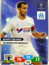 ADRENALYN xl ligue des champions 13/14 - Benoit CHEYROU-Olympique de Marseille