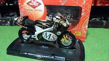 MOTO APRILLA RS 125 CECCHINELLO #9 Noir au 1/10 GUILOY 13642 miniature