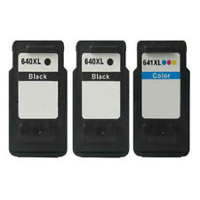 3x Ink Cartridges PG-640XL CL-641XL for Canon PIXMA MG3560 MG3660 MG4160 MG4260