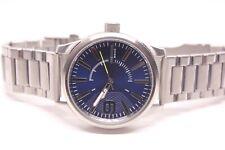 NWT Diesel Rasp Stainless Steel Blue Dial Men's Watch DZ1763