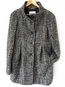 LK Bennett Ladies Size 16 Wool Blend Coat