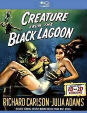 CREATURE FROM THE BLACK LAGOON BLU-RAY - INCLUDES 2D & 3D VERSIONS