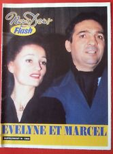 supplement noux deux EVELYNE BOUIX et MARCEL CERDAN JUNIOR MARLYSE DE LA GRANGE