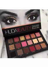 Edición De Oro Rosa Huda belleza Efecto Sombras de ojos Paleta 18 Colores Moda UK