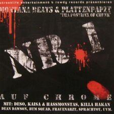 Montana Beats & Plattenpapzt - Auf Chrome CD (Kaisaschnitt, Skinny Al, Disput)