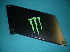 """Monster Energy Drink Sign.  Roughly 11-1/4""""x6-5/8""""."""