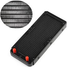 Aluminum Computer Radiator Water Cooling Cooler 240mm for CPU LED Heatsink