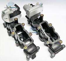 2x ANSAUGBRÜCKE SAUGROHR AUDI A4 A6 Q7 VW SATZ VERSTÄRKTE 2.7 / 3.0 TDI ⭐⭐⭐⭐⭐