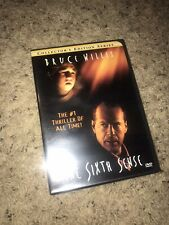 The Sixth Sense. Dvd. Excellent Condition. Watched Once Or Twice