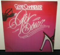 GENE CHANDLER GET DOWN (VG+) T-578 LP VINYL RECORD