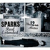 """Sparks - Real Extended (The 12"""" Mixes 1979–1984/Remixes, 2012) **NEW**"""