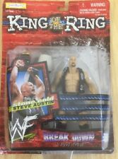 Stone Cold Steve Austin King Of The Ring Wwf Action Figure Jakks Pacific Sealed