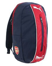 cbafd5ae280 PUMA Arsenal FC Fanwear Backpack Bags Sports Navy Red Unisex Casual Bag  07523501