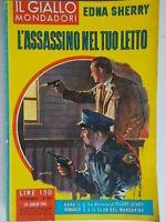 L'assassino nel tuo lettoSherry edna Mondadorigiallo651Taylor Corbisiero 85