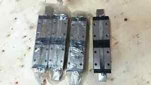 THK SSR25  220mm Linear bearings Low noise    1rails 2 block