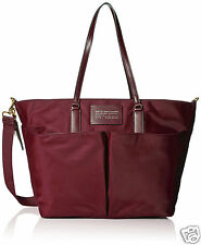 Marc By Marc Jacobs Preppy Legend Elizababy Diaper Bag in Burgundy NEW! NWT $348