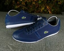 BNWB & Authentic Lacoste ® Misano SP Sport Navy Blue Trainers UK Size 6