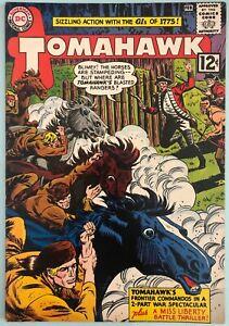 Tomahawk #84 VF- 1963 DC Comic Book Silver Age Western