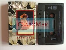 ☀️ MITSOU Deep Kiss Single Cassette Lettre à un Cowboy 1992 French Pop Rare