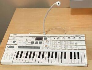Korg MicroKORG S Keyboard Synthesizer - 37 Keys