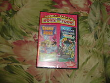 Groove Squad/Sabrina   (DVD, 2002) Double Feature, As seen on Nickelodeon  NEW`