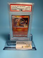 PSA 10 2019 Pokemon Japanese - Charizard Mewtwo Strikes Back Evolution 366/SM-P