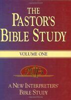 Pastor's Bible Study by David Farmer