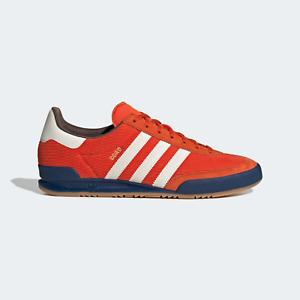 adidas Originals Cord Vintage Retro Shoes in Orange