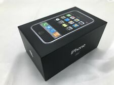 COLLECTORS Apple iPhone 1st Generation 2G 8GB A1203 (GSM) AT&T - NEVER ACTIVATED