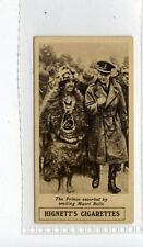 (Jd7125) HIGNETT,THE PRINCE OF WALES EMPIRE TOUR,UNDER ESCORT,1924,#17