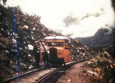 16mm - LAND OF THE INCAS - 1945 Expedition to Machu Picchu - Kodachrome