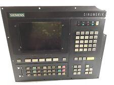 Siemens Sinumerik Control Panel 810 M ga.3 6fc3551-1ac-z --- 700