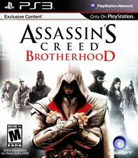 Assassin's Creed: Brotherhood - Sony PlayStation 3 PS3 Game