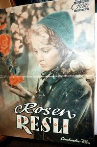"""DNFP """"Rosen Resli""""  Christine Kaufmann"""""""