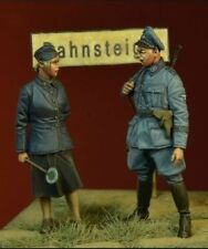 DDAY MINIATURE WWII REICHSBAHN PERSONNEL 1939-1945 1/35 Cod.35113