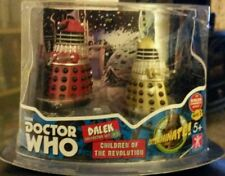 Die-cast Doctor Who TV, Movie & Video Game Action Figures