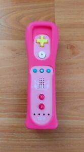 Princess Peach Themed Nintendo Wii Remote Motion Controller