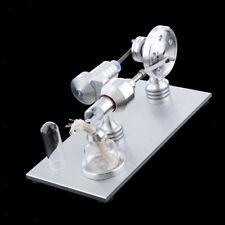 High-Power Mini Hot Air Stirling Steam Engine Motor Model Generator DIY