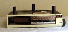 Vintage GE Spacemaker Model 7-4212A Digital Clock Radio Kitchen Cabinet L5