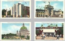 4 Postcards  TORONTO, CANADA  Canadian National Exhibition GATES, BUILDINGS