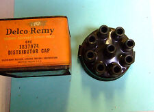 New old stock delco remy distributeur cap 1837974 remax ES209 buick cadillac