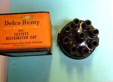 New old stock Delco Remy Distributor Cap 1837974 Remax ES209 Buick Cadillac