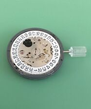 New Seiko Hattori NH35A Automatic Watch Movement & Stem -Hacking & Hand Winding