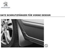 Original PEUGEOT 5008 Satz Schmutzfänger Vorne 9603S8 2-Teilig