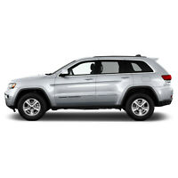 PAINTED BODY SIDE Moldings TRIM Mouldings For: JEEP GRAND CHEROKEE 2014-2021