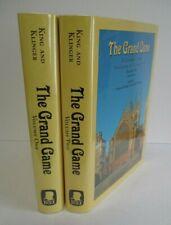 THE GRAND GAME Sherlockian Scholarship in 2 Vols, 2011-12 in DJ, Signed
