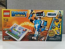 LEGO Boost Creative Toolbox 17101 Fun Robot Building and Educational Set