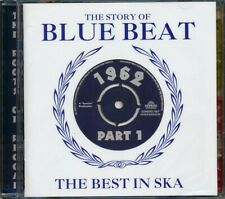SEALED NEW CD Jimmy Cliff, Theo Beckford, Eric Morris, Etc. - The Story Of Blue