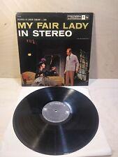 My Fair Lady In Stereo -  British Version London Recording LP Vinyl Album 1959